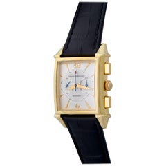 Girard Perregaux Vintage Yellow Gold Wristwatch Ref 2599, circa 1945