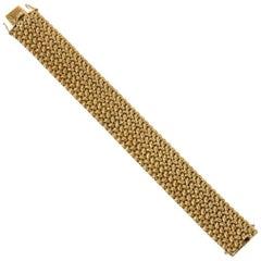 Patek Philippe 18 Karat Gold Bracelet