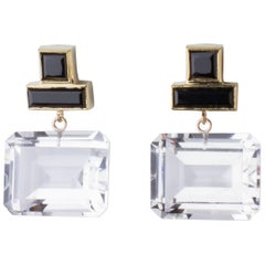 Joan Hornig Gold Marilyn Earrings