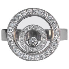 Chopard Happy Spirit Diamond Ring