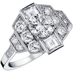 Ludmilla Diamond Ring