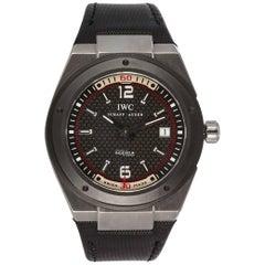 IWC Stainless Steel Ceramic Ingenieur Automatic Wristwatch Ref IW323401
