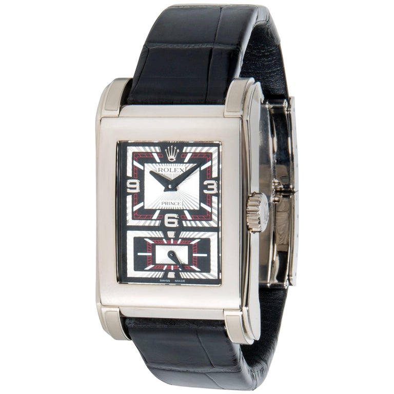 Rolex Cellini Prince 5443/9 Men's Watch in Gold