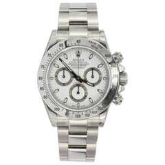 Mint Rolex Daytona 116520 with Box and Papers