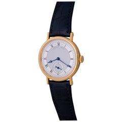Breguet Yellow Gold Classique Manual Wristwatch