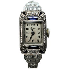 Elgin Art Deco Evening Watch