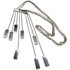 Georg Jensen Chime Necklace