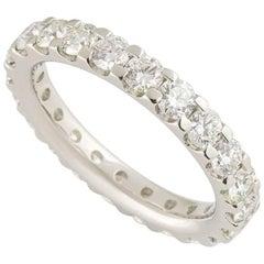 Diamond Eternity Band 2.20 carats
