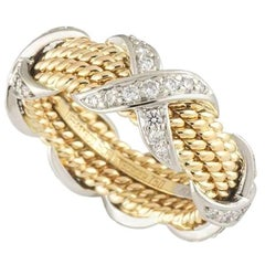 Tiffany & Co. Schlumberger Ring