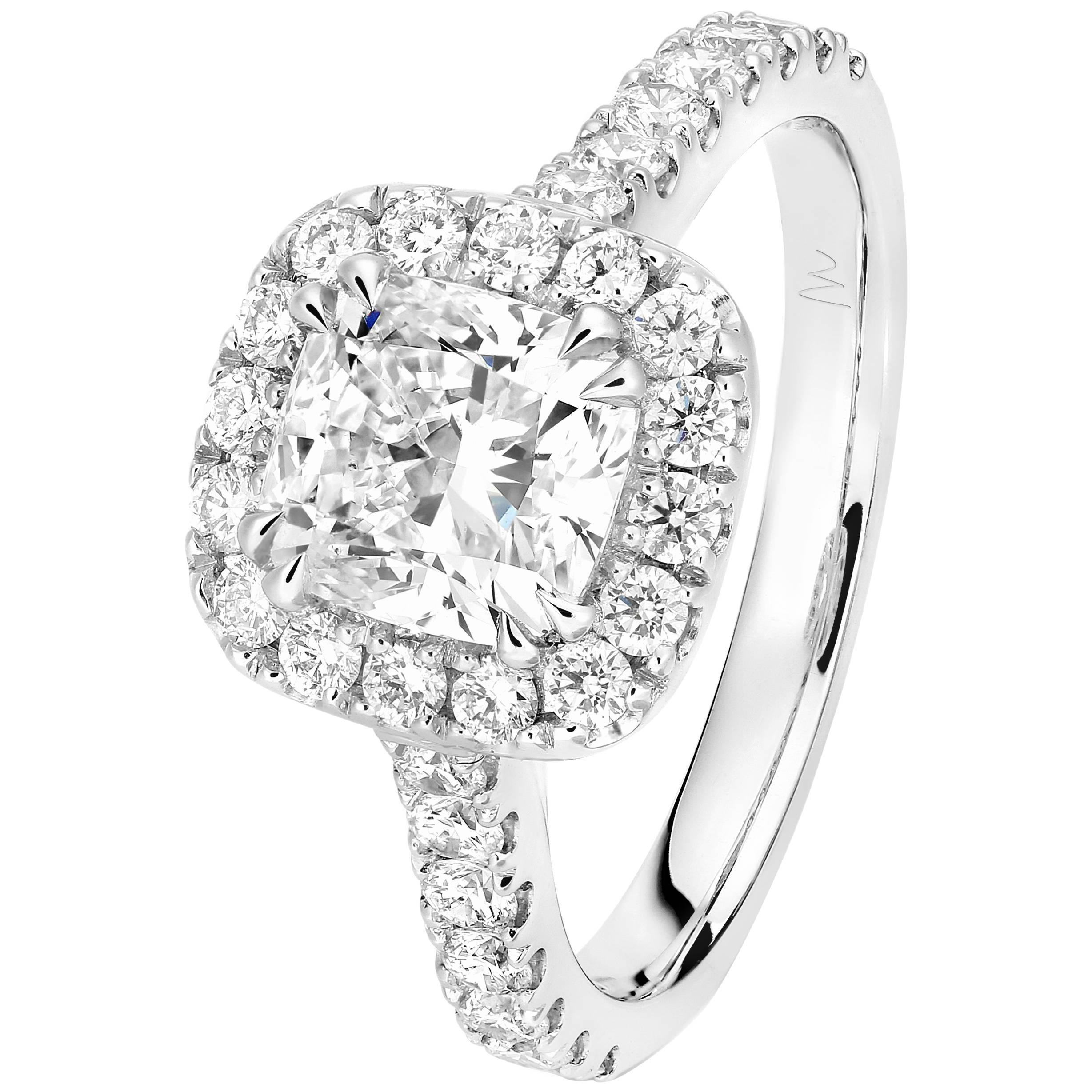 from platinum engagementringsre rings three in diamonds nyc ring pave row diamond engagement cfm tcw mdc micro
