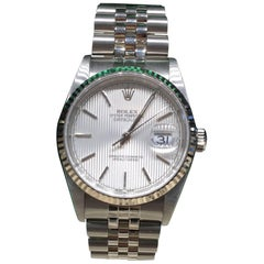 Rolex Stainless Steel Oyster Perpetual automatic Wristwatch Ref 16234, C2004