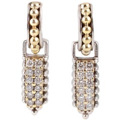 """Lagos Caviar"" Diamond Earrings"