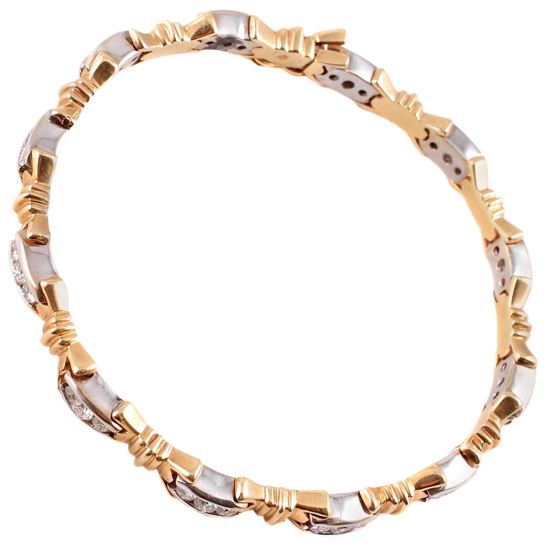 1 Carat Diamond Bracelet