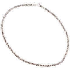 """Caviar"" by ""Lagos"" Sterling Silver Necklace"