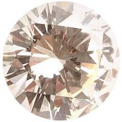 GIA Certified 5.34 Carat Fancy Light Yellow Diamond