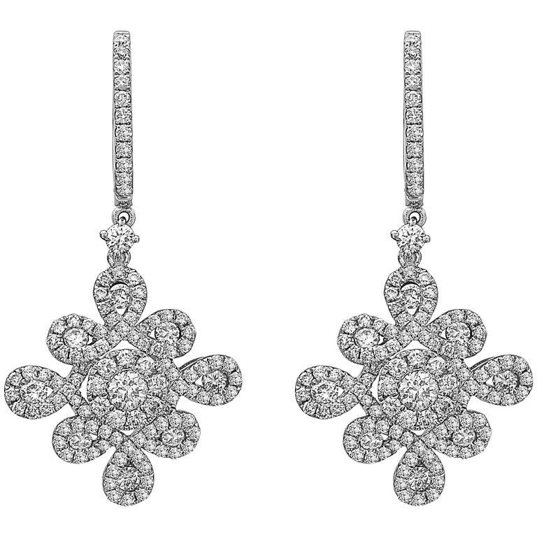 Emilio Jewelry Dangle Earrings