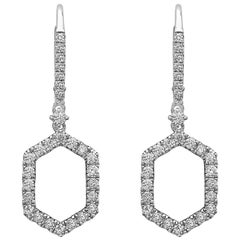 Emilio Jewelry Everyday Diamond Earrings