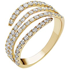 Emilio Jewelry Diamond Ring