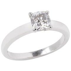 Asprey GIA Certified Diamond Engagement Ring