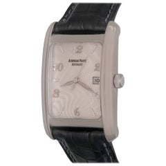 Audemars Piguet Edward Piguet white gold Date Automatic Wristwatch