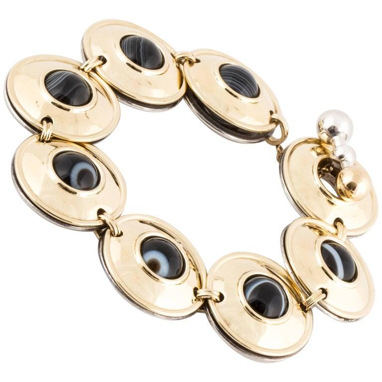 Tiffany & Co. Paloma Picasso Agate Bracelet