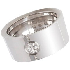 Cartier Diamond High Love Ring