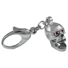 Deakin & Francis Fundamentals Skull Head Key Chain