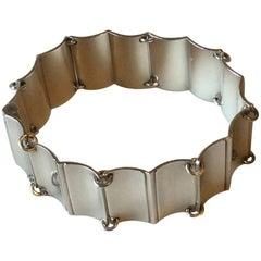 Georg Jensen Sterling Silver Bracelet No. 113