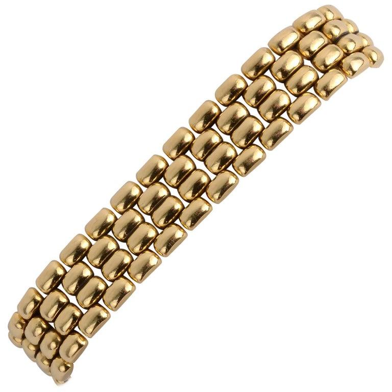 Chopard Gold Links Bracelet