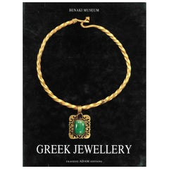 """Greek Jewellery - from the Benaki Museum Collections"" Book"