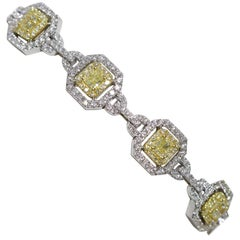 Art Deco Inspired Ladies Bracelet