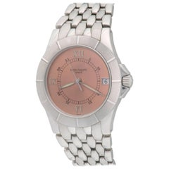 Patek Philippe Stainless Steel Neptune Automatic Wristwatch
