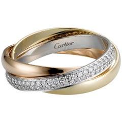 Cartier Trinity Ring, Small Model