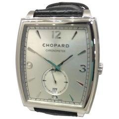 Chopard White Gold L.U.C. XP Tonneau Automatic Wristwatch