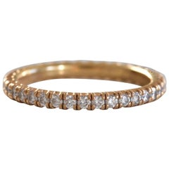 Cartier Etincelle de Cartier Diamond Eternity Ring