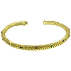 David Yurman Gemset Collar
