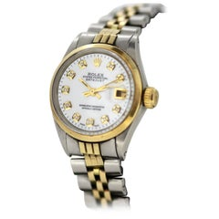 Rolex - Ladies Oyster Perpetual Datejust Automatic