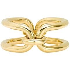 Roberta Collection Bangle 18 Karat Yellow Gold