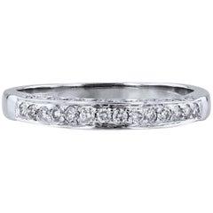 0.40 Carat Diamond Band Ring