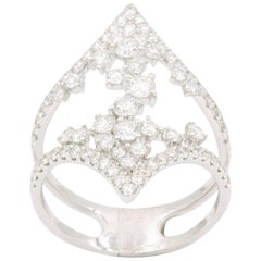Fashion Diamond Ring 1.53 Carat