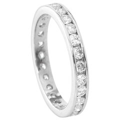 Diamond Platinum Band