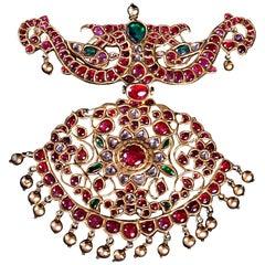 Maharaja Gold Cardial Pendant