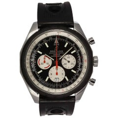 Breitling Men's Chrono-Matic Special Edition Watch A14360 with Box and Papers