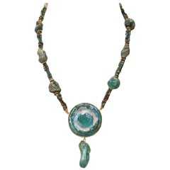18th Century and Earlier Pendant Necklaces