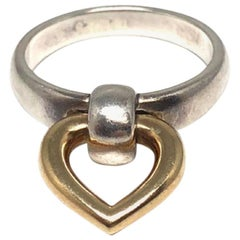 Hermes Heart Ring