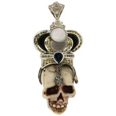 Nirvana nepalese gold buddah pendant by carolyn tyler for for Carolyn tyler jewelry collection