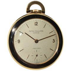 Patek Rose Gold Original Dial Pocket Watch circa 1955 Anyone Turning 62 Soon?