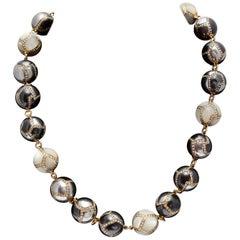 Diamond Link Necklaces