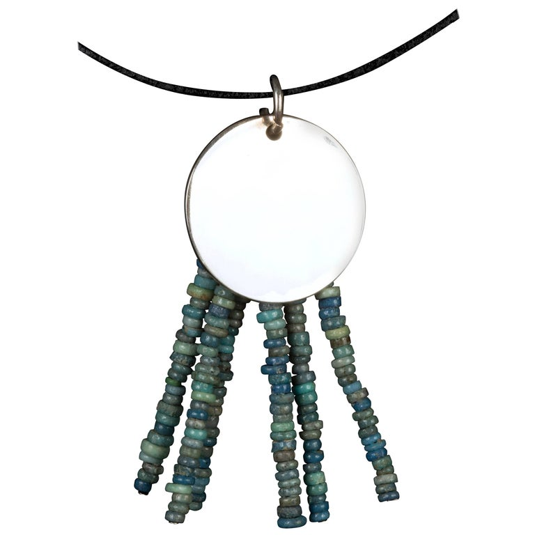 Egyptian Beads Strands Necklace