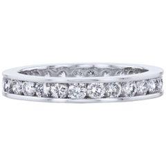 2.00 Carat Diamond Band Ring